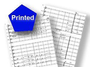 Sheet Music (Printed)